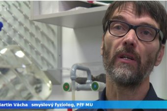 Martin Vácha Lab in TV!