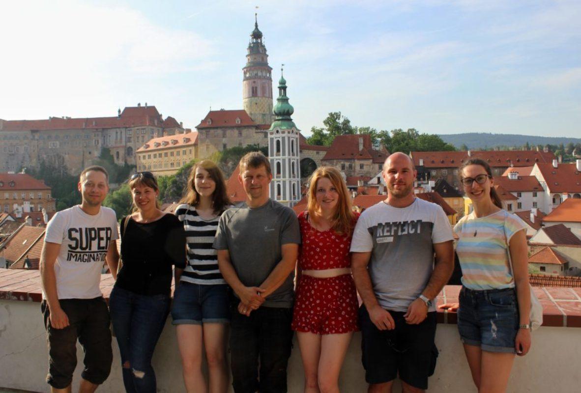 2019 – účast na mezinárodní konferenci v Českých Budějovicích