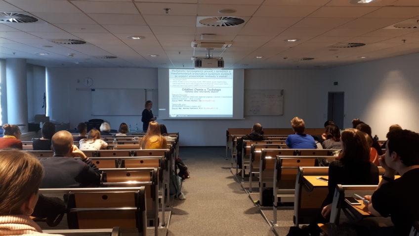 Na semináři jsme přivítali přednášející z praxe