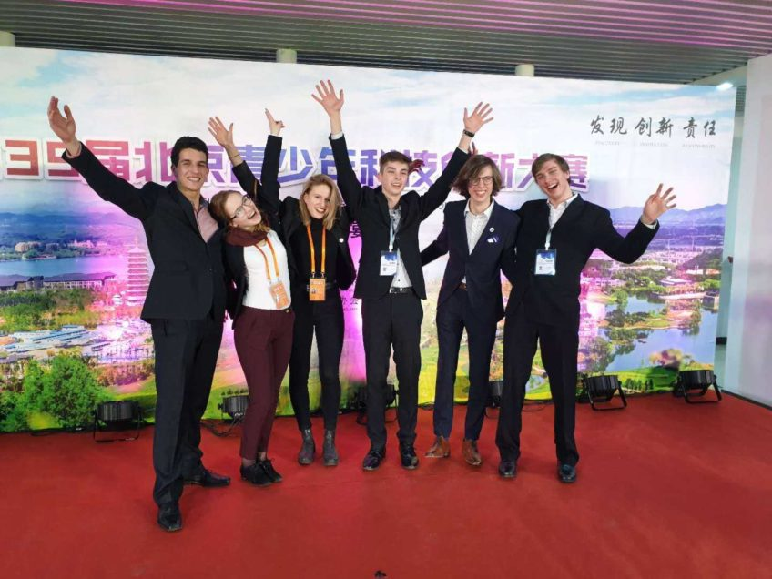 Great success of Kacka Kudlickova in international contest BYSCC in China!