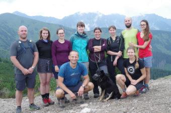 Teambuildingová výprava OFIŽ do Tater